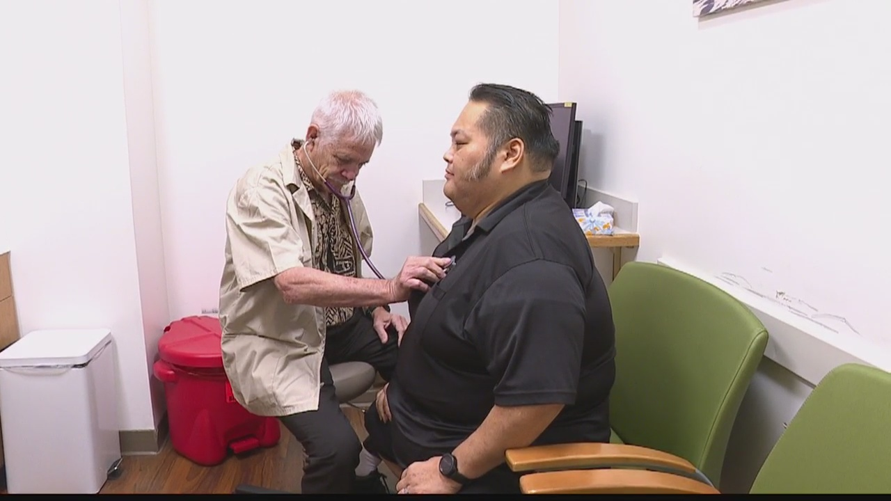 "In Sickness and In Health: Castle Clinic of Laie's ""Country Doctor"" is In"
