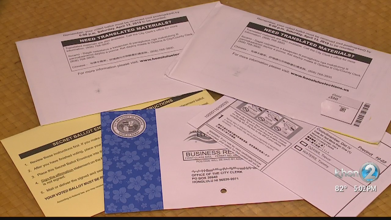 Rocky start to Special Election mail-in ballots raises eyebrows with some voters
