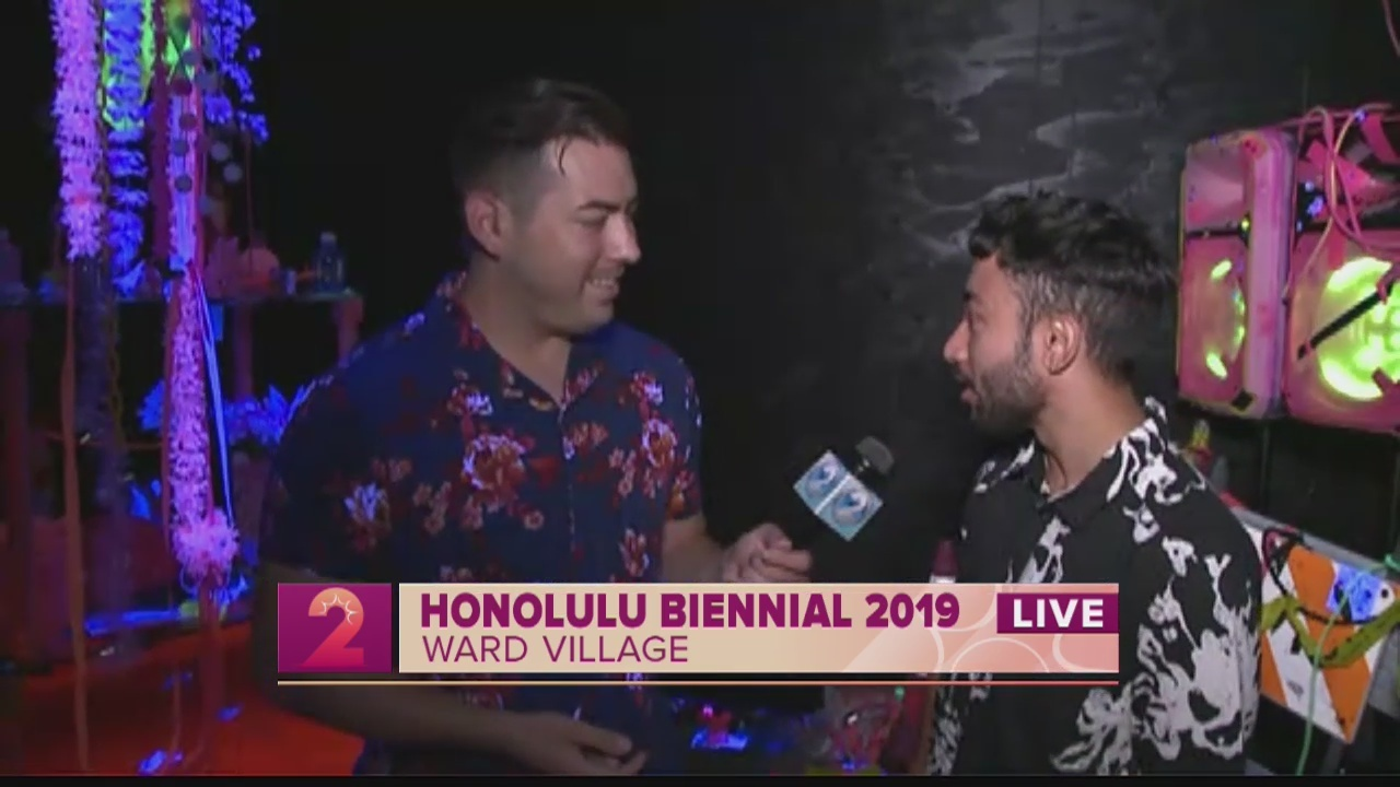 Take 2:Discovering the Honolulu Biennial 2019