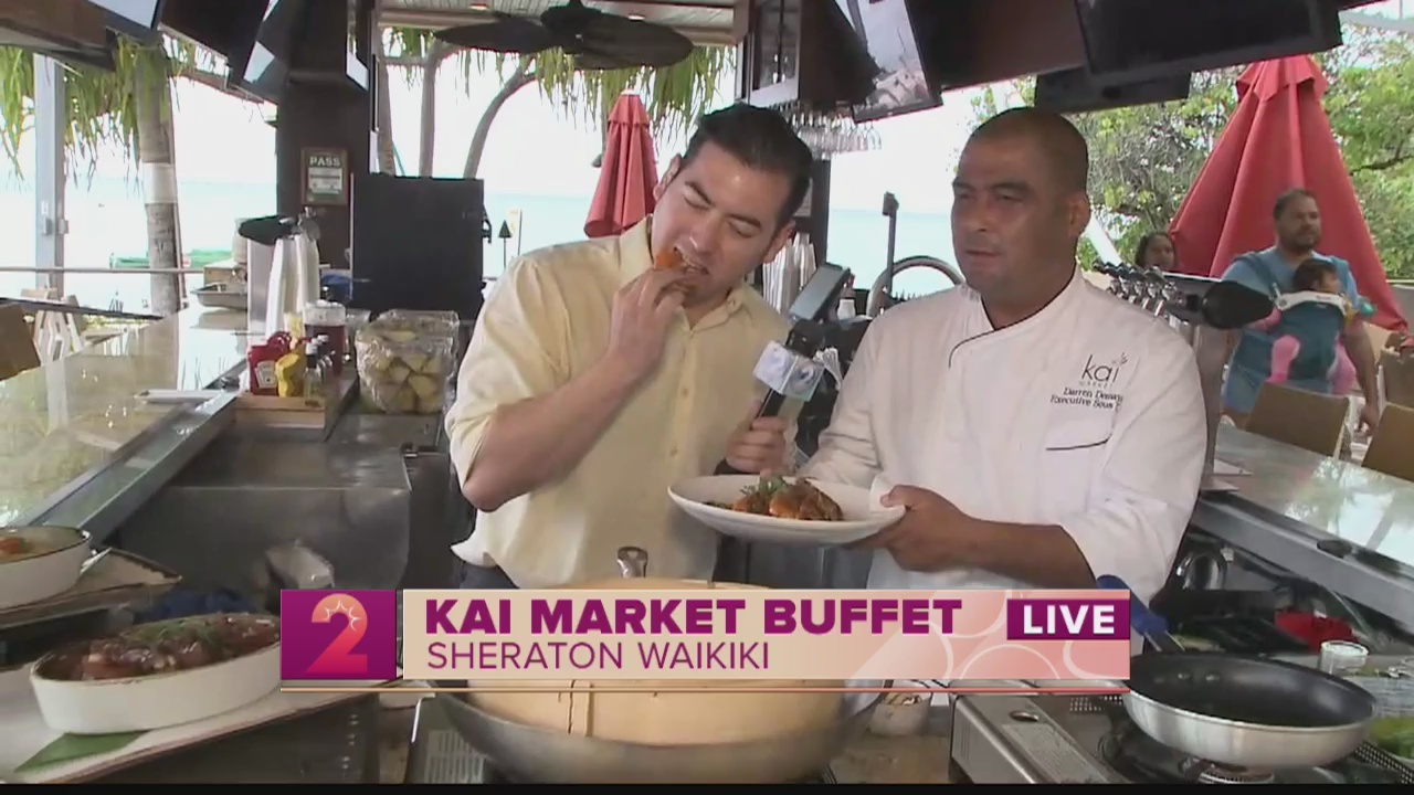 Take 2: The long lasting tradition behind the Kai Market Buffet