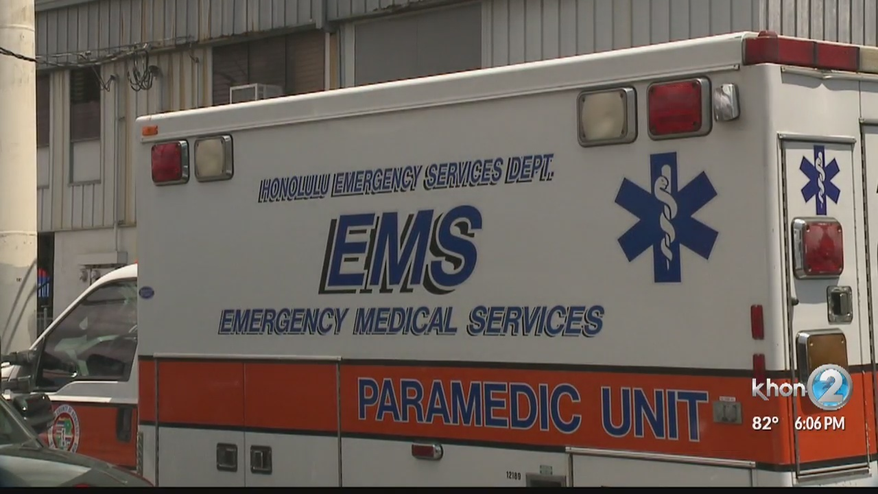 EMS Chief says recent rash of ambulance units closing was the worst he's seen