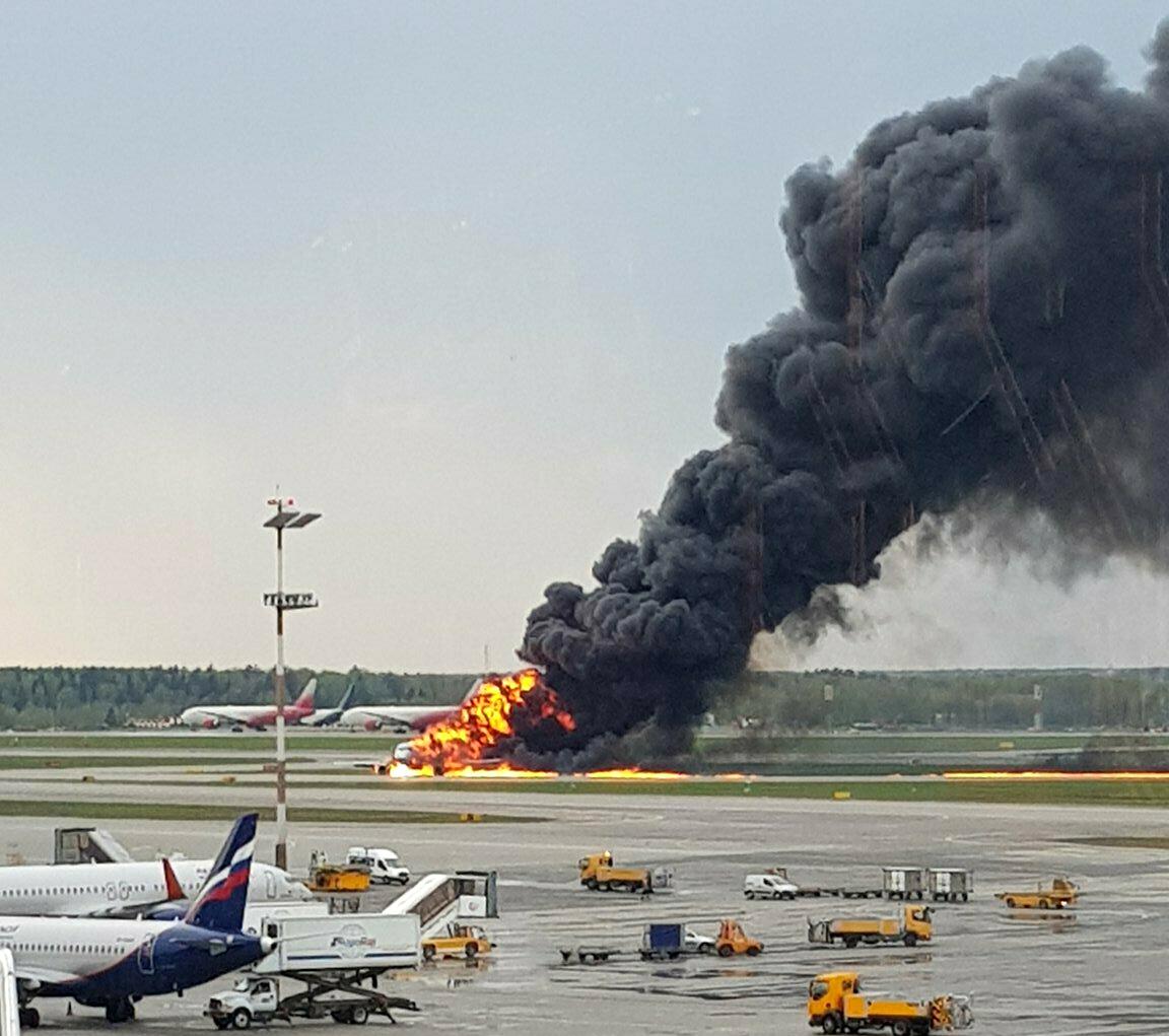 Russia Plane Fire_1557101044344