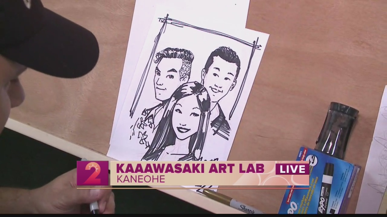 Take2: Picture Perfect at the Kaaawasaki Art Lab