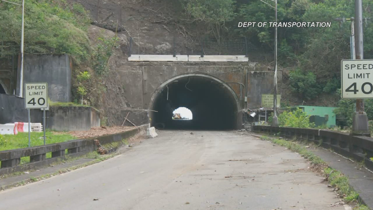Sunday Hours for Pali Highway access added beginning June 9