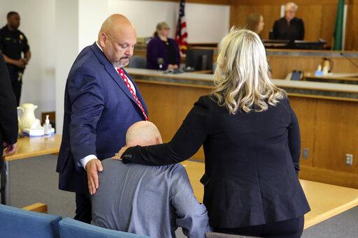 Washington man convicted in 1987 killings of Canadian couple