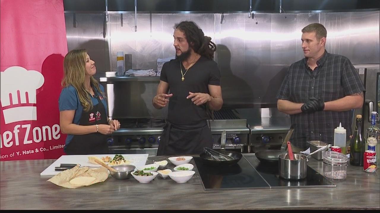 Hawaii's Kitchen pt1