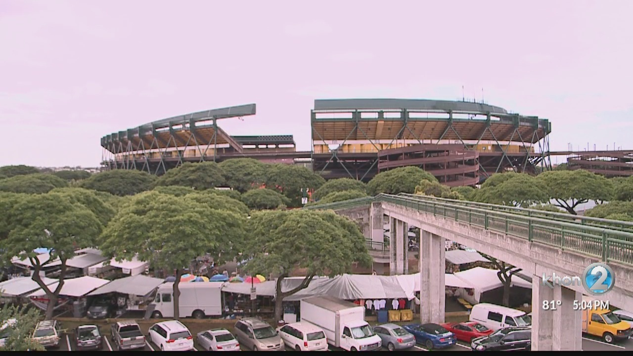 Aloha Stadium Events
