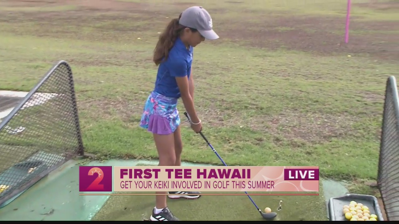 Take2:Taking a 'swing' at First Tee Hawaii