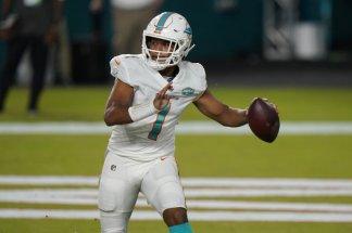 Source: Miami Dolphins naming Tua Tagovailoa starting quarterback
