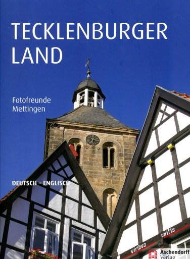 """2014: Im Bildband """"Tecklenburger Land"""" werden 22 Fotografien von Mitautor Klaus H. Peters veröffentlicht."""
