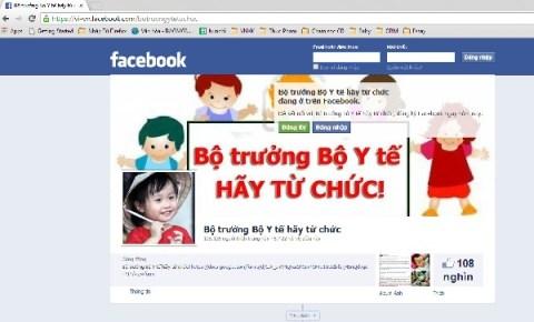 facebook-bo-truong-y-te-nen-tu-chuc