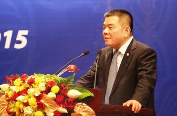 Ông Trần Bắc Hà, Chủ tịch Ngân hàng BIDV