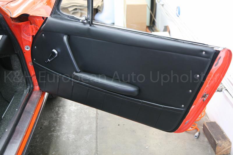 Gallery Porsche 911 Targa Black Interior 1967 KampH