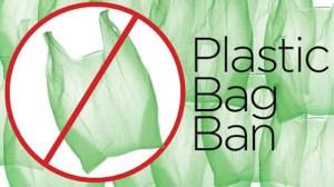 8. Plastic bag ban