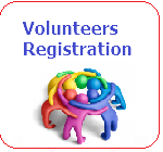 Volunteers Registration