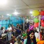 Diwali Celebration with Elders at Elders Care Home, Delhi - 16th Oct 2016