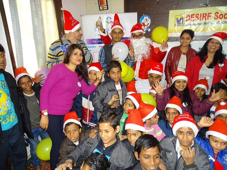 Khushiyan Christmas at Desire Home
