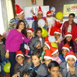 Christmas Celebration at Desire Home, Gurgaon - 18th Dec