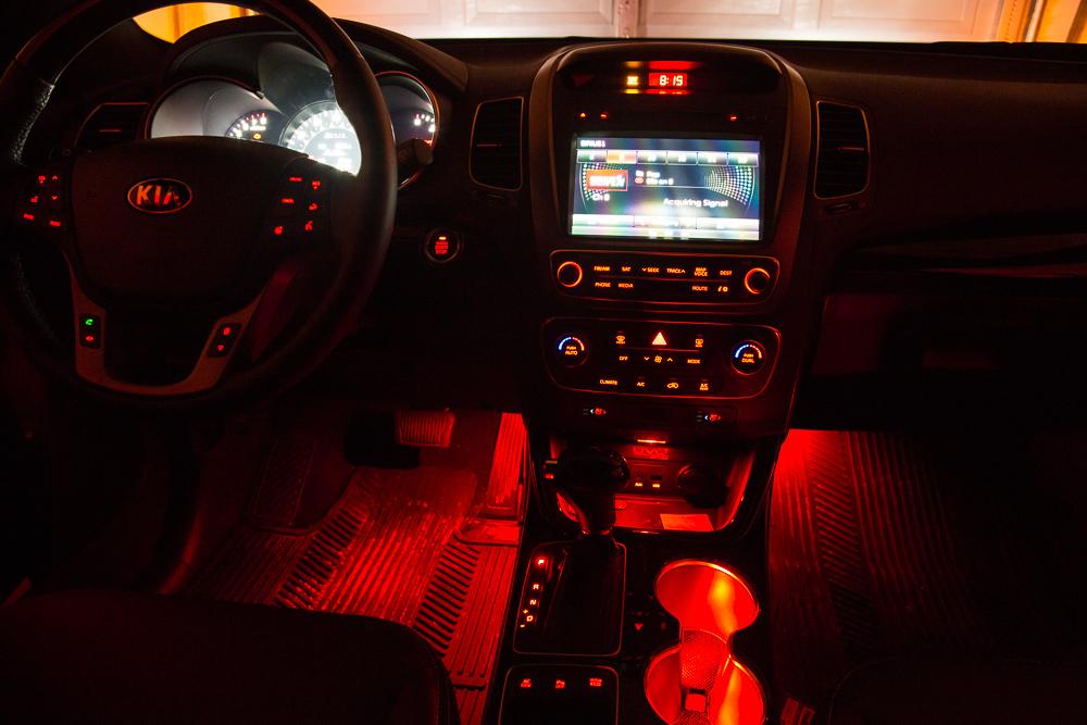 SX Interior Lighting Kia Forum