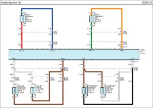 Wiring diagram for 2013 kia rio SX with navigation  Page