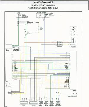 HELP!!! Need Wire Color Diagram for 2003 Sorento  Kia Forum