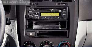 After Market Stereo For 20045 Spectra  Kia Forum