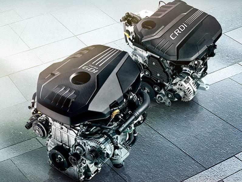 Kia Stinger – Motoren