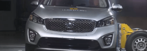 Kia Sorento z 5 gwiazdkami Euro NCAP