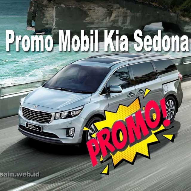 promo Mobil Kia Sedona