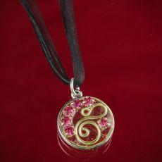 Gyanta medál