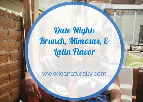 Date Night: Brunch, Mimosas, and Latin Flavor