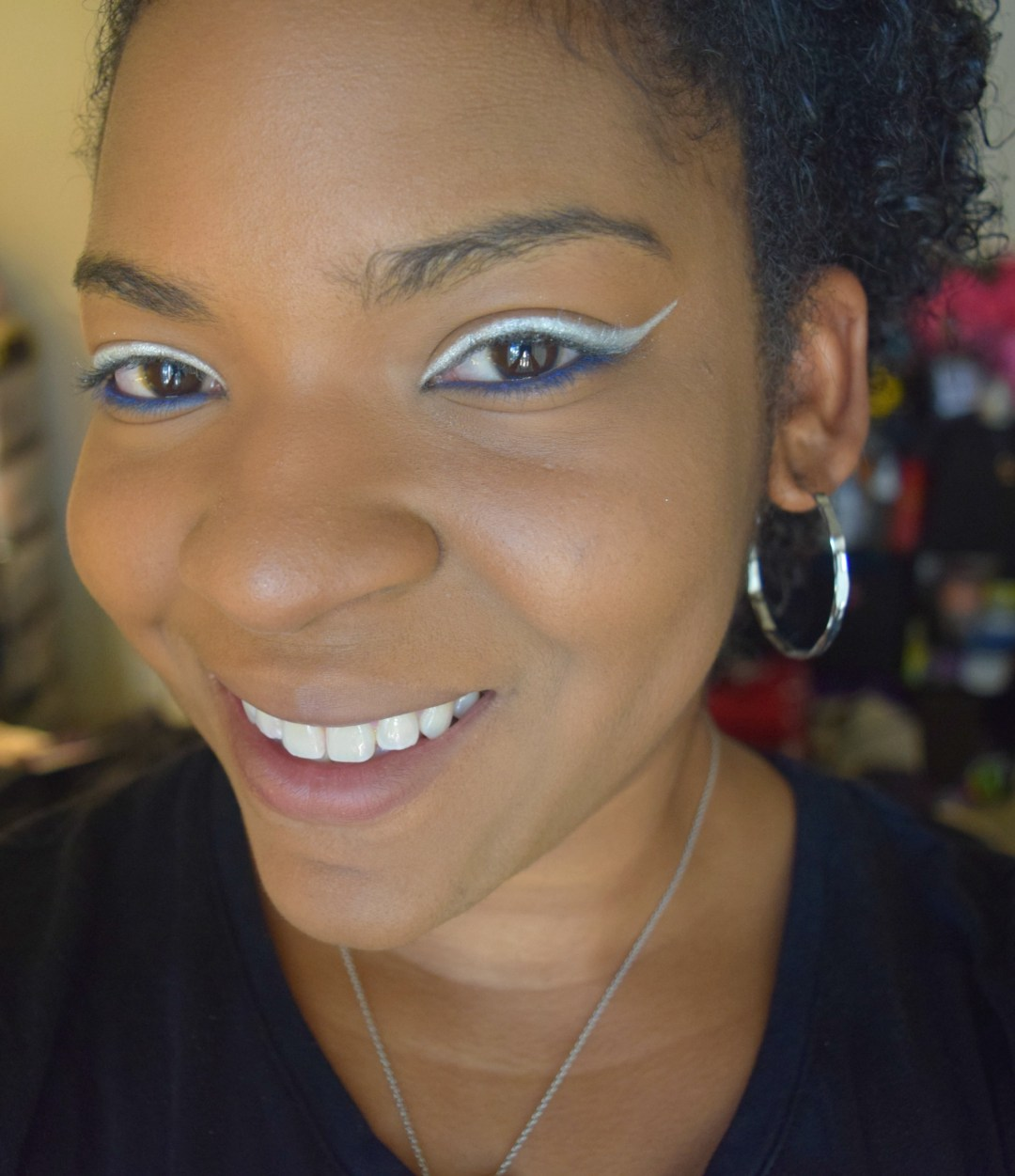 How To Get This Fun & Flirty 4th of July Look - www.kianaturally.com