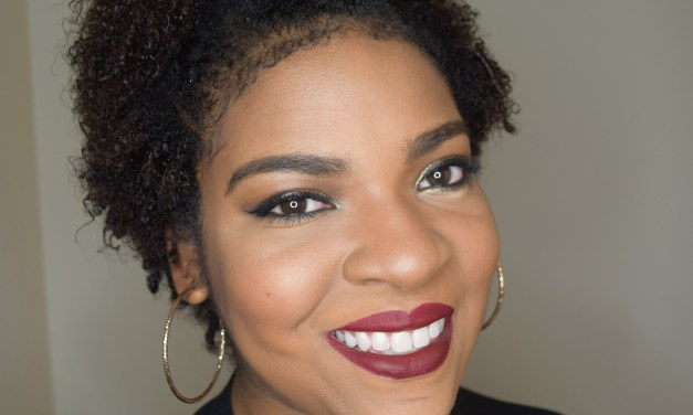 Lipstick Fridays: Dose of Colors Black Rose Liquid Lipstick
