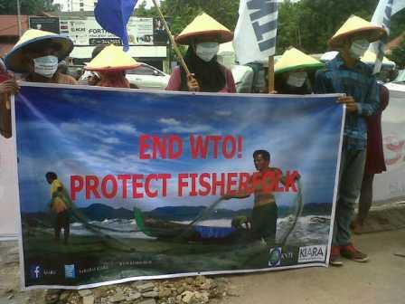 Pasar Bebas Timbulkan Kerugian Bagi Perikanan