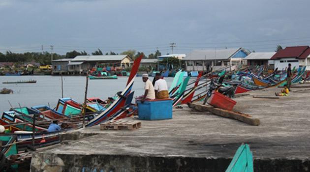 Nelayan Tolak Pencabutan Subsidi BBM