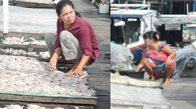 Perempuan Nelayan Minta Prioritaskan RUU Perlindungan