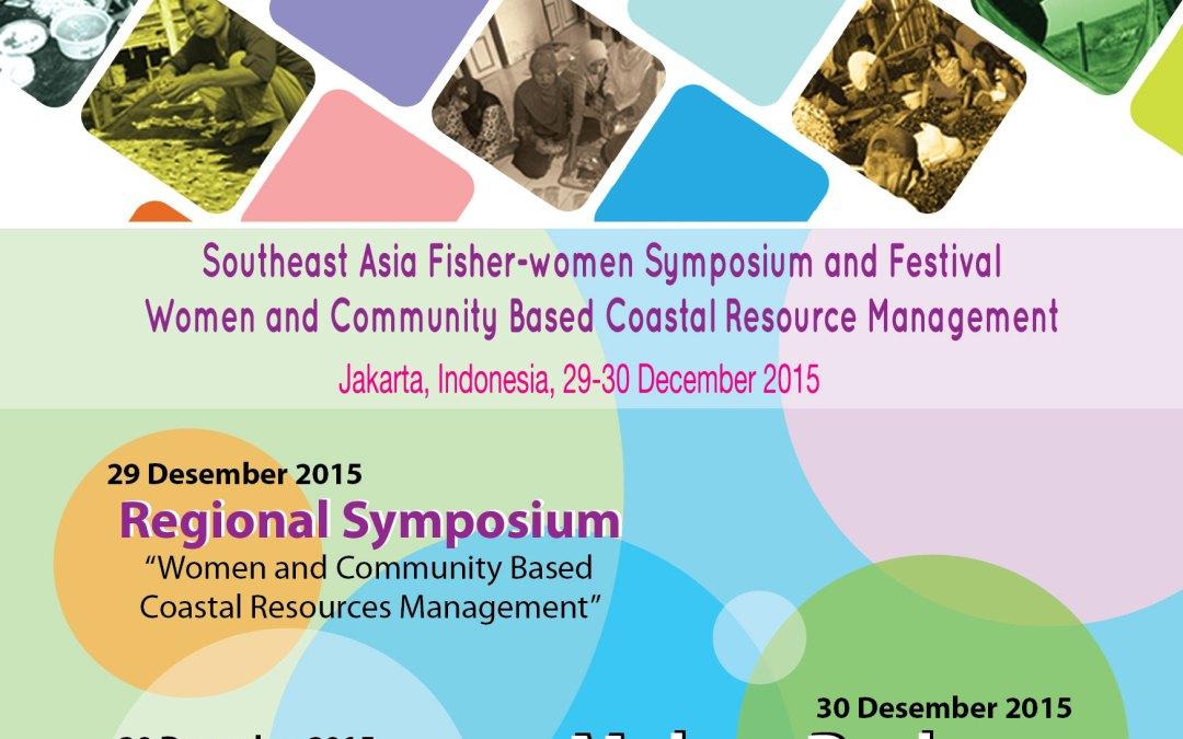 Symposium dan Festival Perempuan Nelayan Asia Tenggara