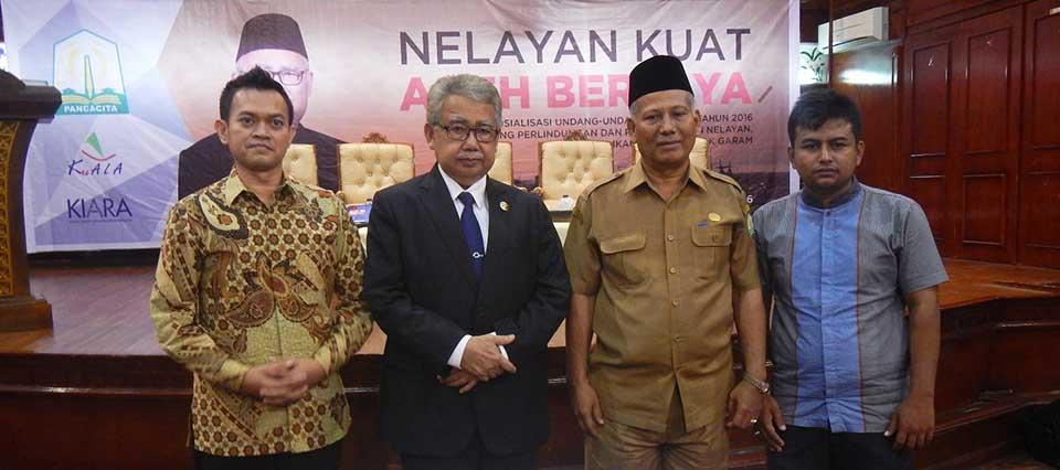 Siaran Pers Bersama Multipihak: Gubernur Aceh Bersepakat untuk Melaksanakan Mandat Undang-Undang No. 7 Tahun 2016
