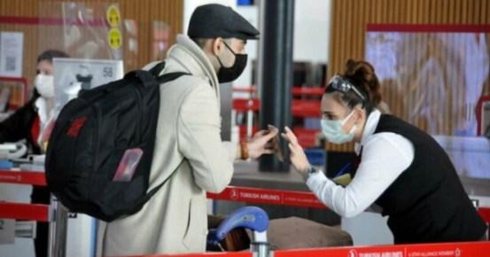 Οι πτήσεις της Turkish Airlines προς την Τουρκία ή ακόμη και εξωτερική εφαρμογή για την παρουσίαση των αποτελεσμάτων της PCR θα ξεκινήσουν στις 30 Δεκεμβρίου