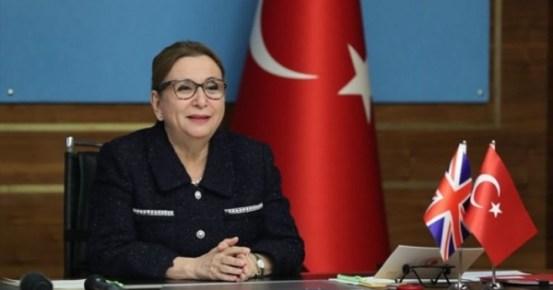 Συμφωνία ελεύθερου εμπορίου που υπεγράφη μεταξύ Τουρκίας και Ηνωμένου Βασιλείου