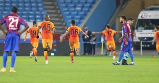 Το Galatasaray επιστρέφει από το Trabzon