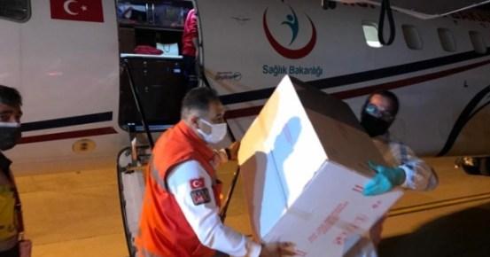 40 χιλιάδες δόσεις εμβολίου από την Τουρκία έφτασαν σε περισσότερη ΤΔΒΚ