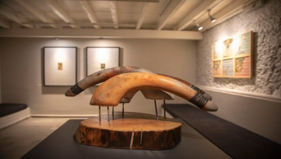 Η έκθεση «Random ARUCAD» άνοιξε στην Art Rooms Gallery
