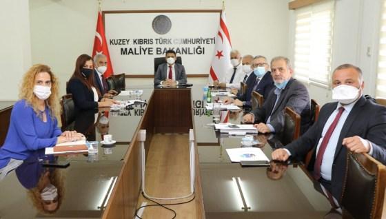 Ο Dursun Oğuz έλαβε την αντιπροσωπεία της Εταιρείας Ασφαλιστικών και Αντασφαλιστικών Εταιρειών