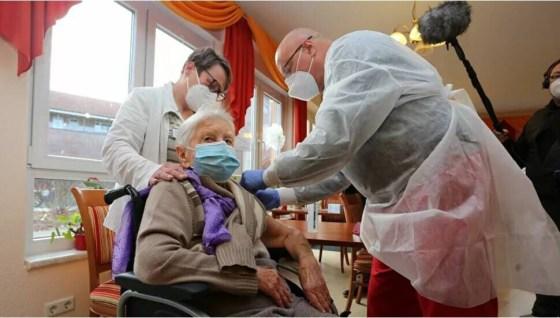 Πρώτο εμβόλιο κοροναϊού στη Γερμανία
