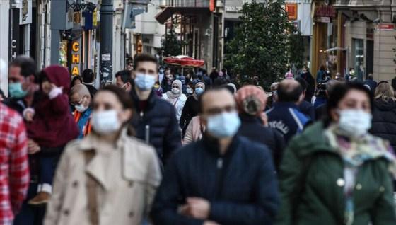 15 χιλιάδες 118 νέες περιπτώσεις εντοπίστηκαν στην Τουρκία τις τελευταίες 24 ώρες
