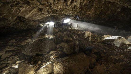 Η έρευνα σε σπηλιές έφερε 20 νέα είδη στον επιστημονικό κόσμο