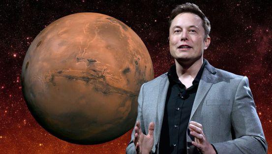 Η οικονομία του Άρη θα λειτουργήσει με κρυπτονομίσματα