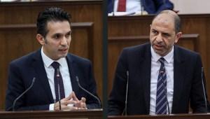 Ο Erek Çağatay είναι θετικός, ο Kudret Özersay είναι σε επαφή