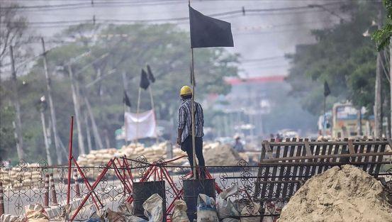 Η «πολιτική κυβέρνηση» που ιδρύθηκε από τους αντιπάλους του πραξικοπήματος στη Μιανμάρ
